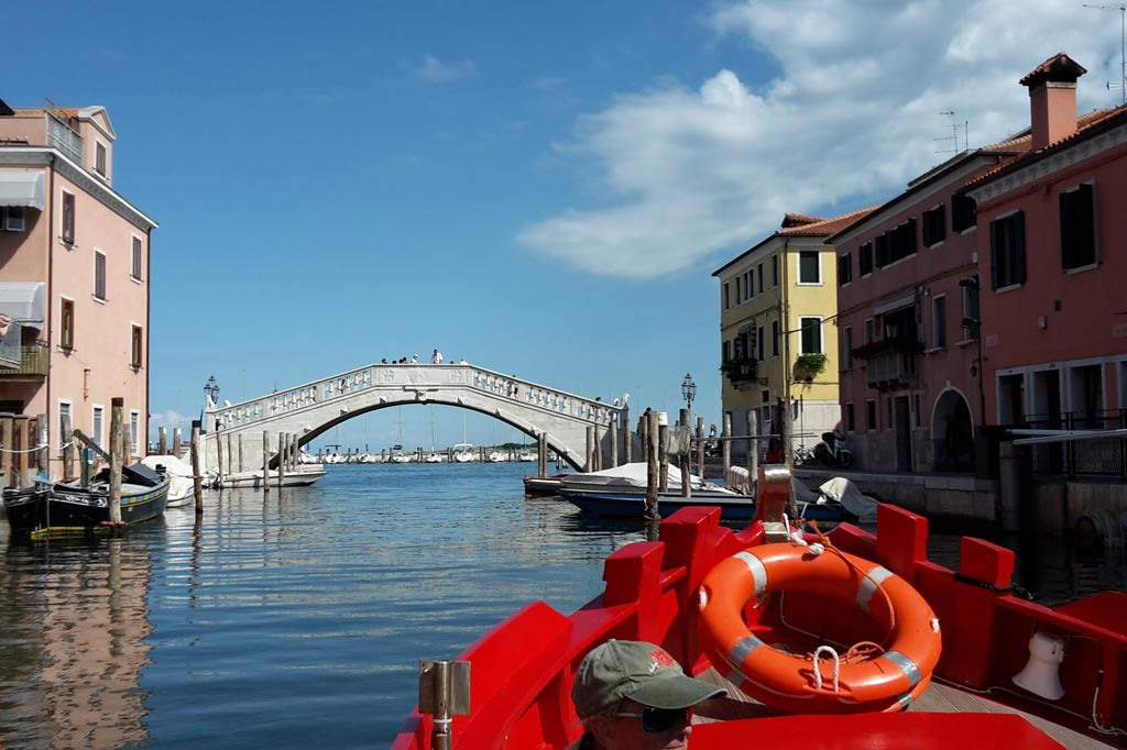 la bella vita european river cruises and european water ways - italy - delta tour